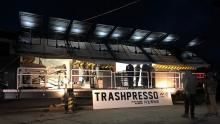The Trashpresso show