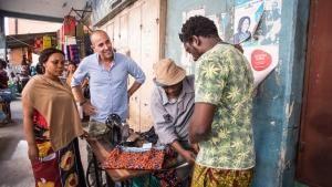 آفریقای دوست داشتنی دیوید روکو عکس