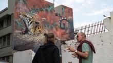 شوارع جوهانسبرغ برنامج