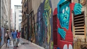 Streets of Jo'burg photo