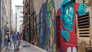 شوارع جوهانسبرغ صورة
