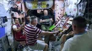 Inside the ISS photo