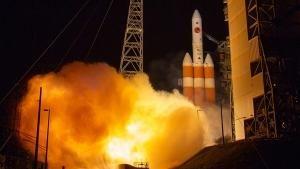 Parker Solar Probe Launch photo
