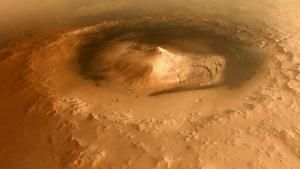 The Surface of Mars photo