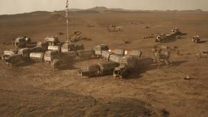 المريخ صورة