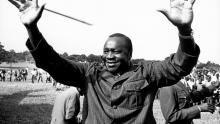 Idi Amin show