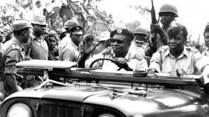 Idi Amin photo
