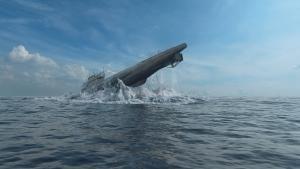 جنگ جهانی دوم: جهنم زیر دریا عکس