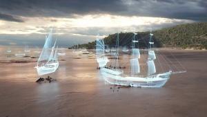 اسرار دریاهای چین عکس