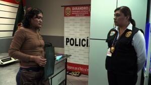 Airport Security: Peru photo