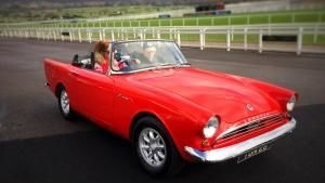 Sunbeam Alpine photo