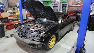 Mazda Rx-7 photo