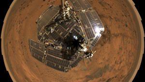 بعثة المريخ: سبيريت و أبورتينيتي صورة