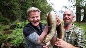 Gordon Ramsay: Uncharted photo