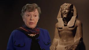 أسرار وكنوز ملك الشمس المصري صورة