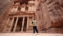 City of Petra show