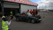 Scrapyard Super Car show
