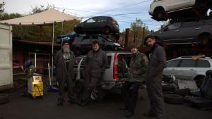 Scrapyard Super Car photo
