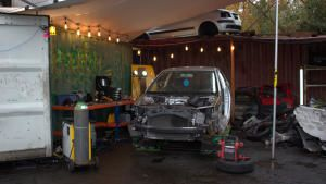 Scrapyard Super Car photo