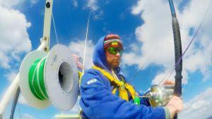 الصيد الأول صورة