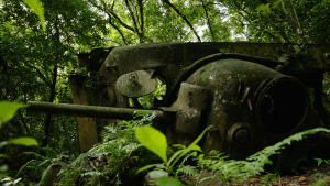 WWII Relics 照片