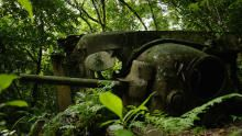 WWII Relics show