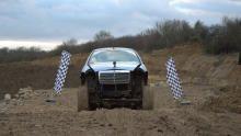 Mercedes X-Class show
