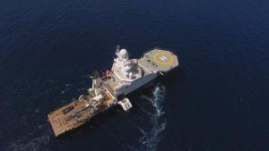 حطام حروب السفن في المحيط الهادىء صورة