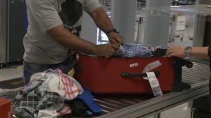 أمن المطارات: البرازيل صورة