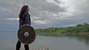 ملكة الفايكينغ المحاربين صورة