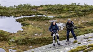 Running Wild with Bear Grylls photo