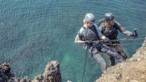بري لارسون في جزر اللؤلؤ صورة