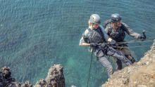 بري لارسون في جزر اللؤلؤ برنامج