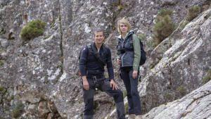 Cara Delevingne In Sardinia Mountains photo
