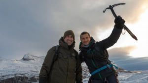 Rob Riggle In Iceland photo
