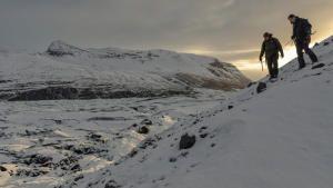 روب ريغل في إيسلندا صورة
