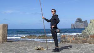 Armie Hammer In Sardinia photo
