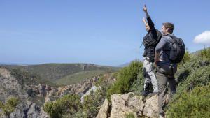 رحلة آرمي هامر إلى ساردينيا صورة
