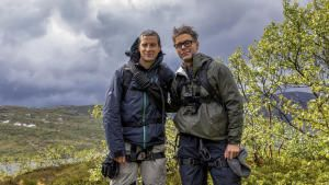 Bobby Bones In Norway Fjords photo