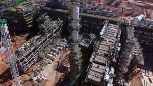 Megastructures: Malaysia's Largest Petrochemical Hub photo