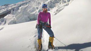 خاص يوم المرأة: وحدها إلى القمة صورة