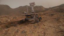 يوم على المريخ برنامج