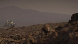 A Day on Mars photo