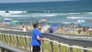 على شواطئ جيرسي صورة