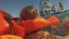 تائه في البحر برنامج
