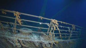 العودة إلى سفينة التايتانيك صورة