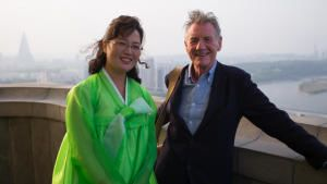 Michael Palin In North Korea photo