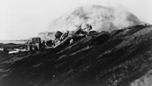 معركة إيو جيما صورة