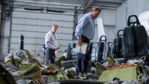 تحقيقات الكوارث الجوية صورة