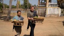 Gordon Ramsay: Uncharted: The Mighty Mekong of Laos show